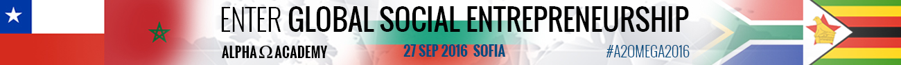 Enter global social entrepreneurship